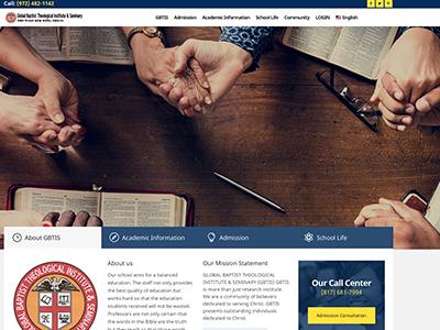 글로벌 신학교 GBTIS